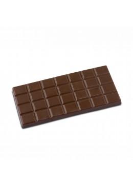 Tablette chocolat au lait éclats de caramel