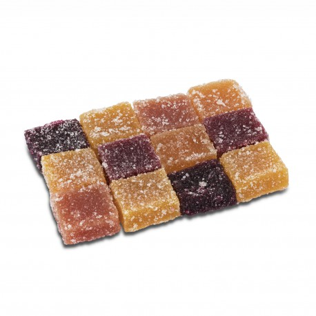 Sachet de 12 pâtes de fruits