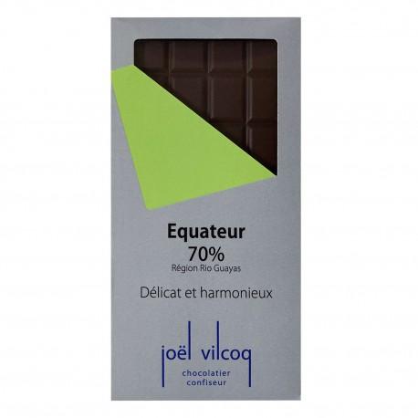 Tablette pure origine Equateur 70%