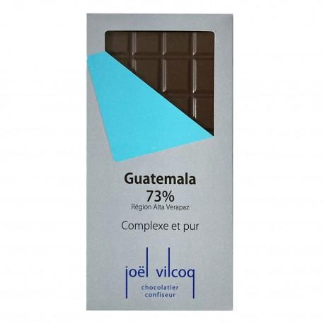 Tablette pure origine Guatemala 73%