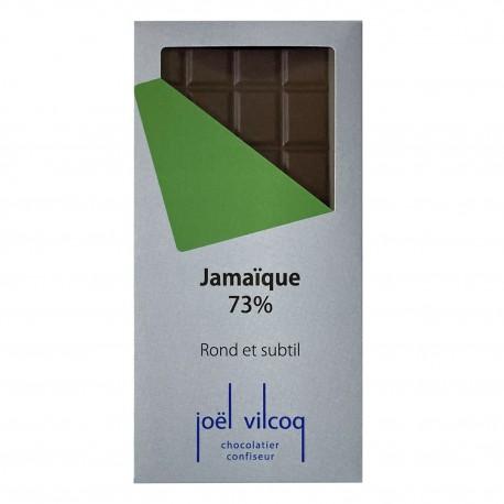 Tablette pure origine Jamaique 73%