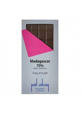 Tablette pure origine Madagascar 70%