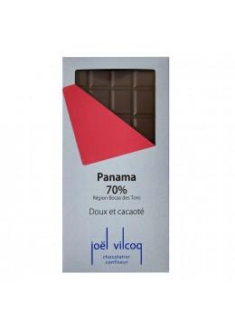 Tablette pure origine Panama 70%