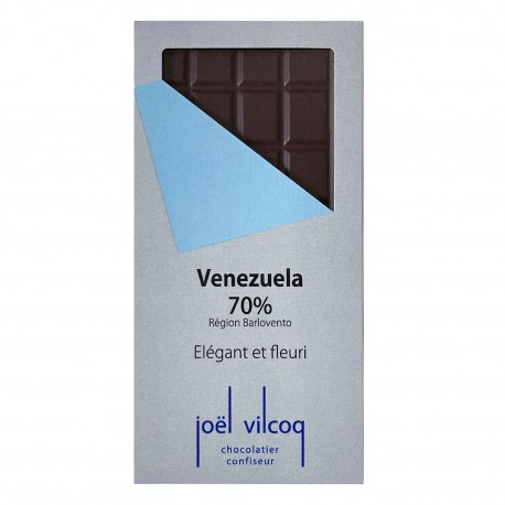 Tablette pure origine Venezuela 70%