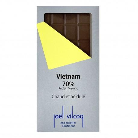 Tablette pure origine Vietnam 70%