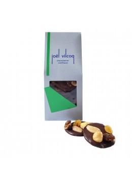 Mendiants chocolat noir